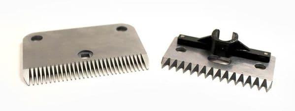 Clipcordless clipper blades
